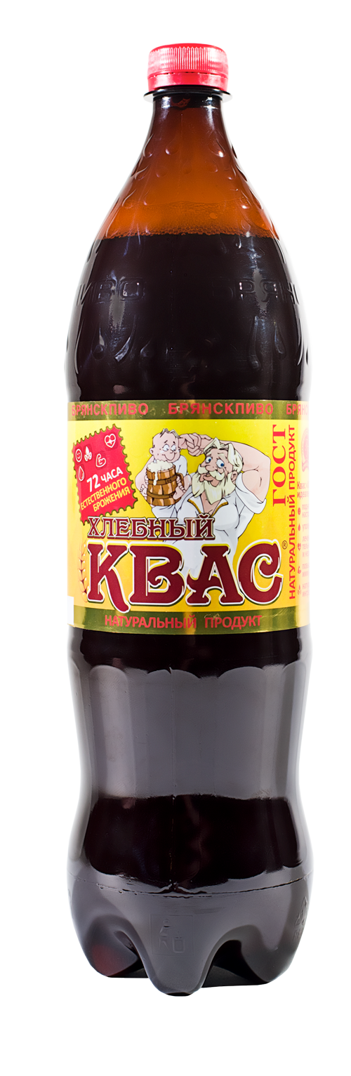 """Bread""  filtered pasteurized kvass"