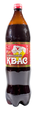"""Home"" filtered pasteurized kvass"